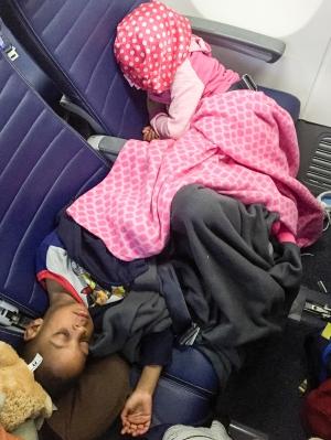 105|365 Long flight home