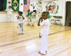 Mirror, Capoeira -- much better can it get.