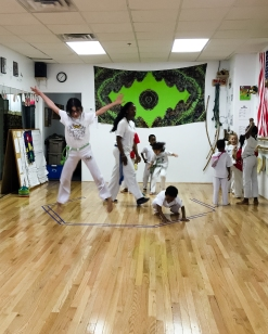 Jump! Capoeira
